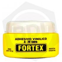 Adhesivo Vinílico FORTEX A-20 Extra - 125 g