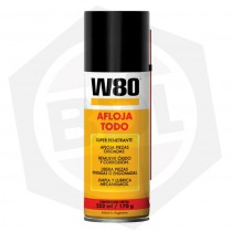 Lubricante Afloja Todo W80 - 170 g / 252 ml