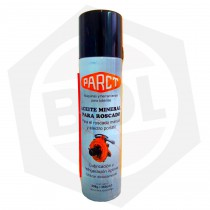 Aceite Mineral para Roscado PARCT - Aerosol / 360 cc