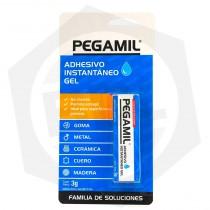 Adhesivo Instantáneo GEL PEGAMIL - 3 G
