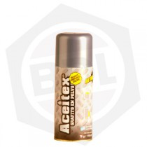 Grafito Aceitex 7077 - 70 g / Aerosol