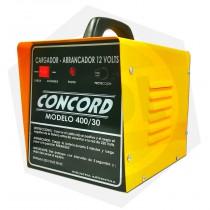 Cargador Arrancador de Baterías Concord 400/30