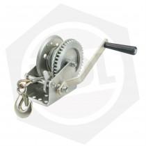 Malacate Náutico Manual con Cable de Acero FMT CMT-1200L - 544 Kg / 1200 lb