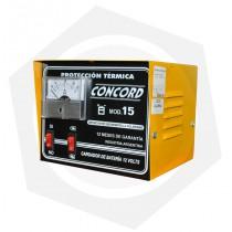 Cargador de Baterías Aleba / Concord MOD-15