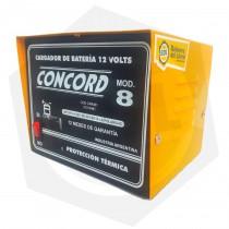 Cargador de Baterías Concord MOD-8