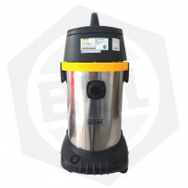 Aspiradora FMT PRO-100GS-30 - Polvo / Líquido / 30 L