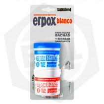 Adhesivo Epoxi en Pasta Suprabond ERPOX - 150 g / BLANCO