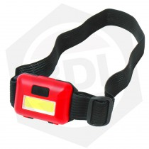 Linterna Minero Headlamp 10W-COB - 1 LED