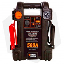 Arrancador Black & Decker JS500CC