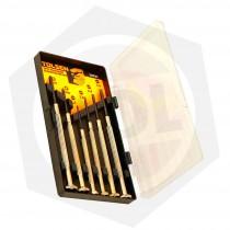 Juego de Destornilladores de Precisión Tolsen TOL20031 - 6 Piezas