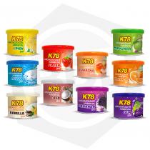 Aromatizantes para Autos K78 GEL 103 - 80 g / Aromas Varios