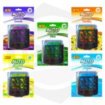 Aromatizantes para Autos K78 Auto Fresh 109 - 7 g / Aromas Varios