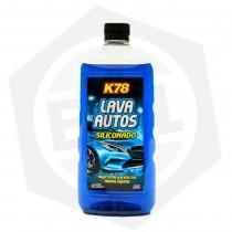 Shampoo Lava Autos Siliconado K78 302 - 500 cc