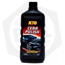 Cera Polish para Autos K78 DOS EN UNO 403 - 500 cc