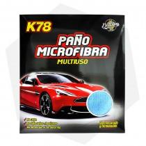 Paño de Microfibra Multiuso K78 601 - 40 X 40 CM