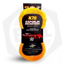 Esponja Dual K78 606 - Microfibra / Liso