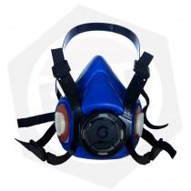 Semi Máscara Libus 9000E - Sin Filtros
