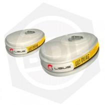 Filtro para Semi Máscara Libus G03 OV/AG - Pinturas y Polvos