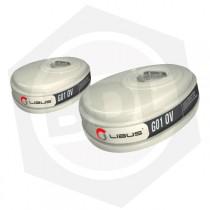 Filtro para Semi Máscara Libus G01 OV - Vapores Orgánicos