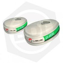 Filtro para Semi Máscara Libus G04 AM/MA - Amoniaco y Metilamina