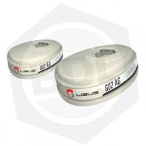 Filtro para Semi Máscara Libus G02 AG - Gas