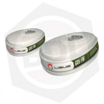 Filtro para Semi Máscara Libus G05 FM - Formaldehído