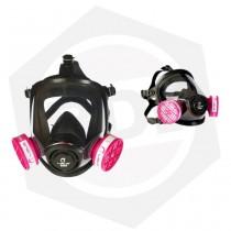 Máscara Cara Completa Libus 9900 - Sin Filtros