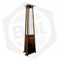 Calefactor Exterior Lusqtoff JK1010 - Bronce