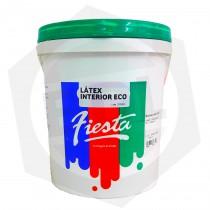 Látex Eco Interior FIESTA / BDL - 10 Litros / Blanco Mate