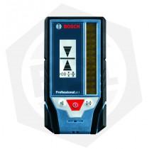 Receptor de Nivel Láser de Lineas BOSCH LR7 - hasta 50 m / Laser Verde y Rojo