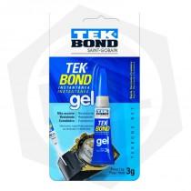 Adhesivo Instantáneo TEKBOND GEL - 3 G