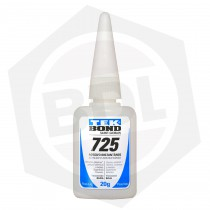 Adhesivo Instantáneo TEKBOND CIANO 725 - 20 G