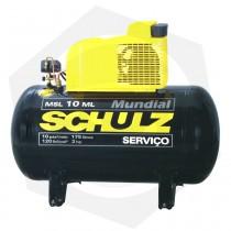 Compresor Schulz MSL10-ML - 200 Litros / 220 V