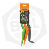 Juego de Jardín Plástico Tramontina 78108/100 - 3 Piezas
