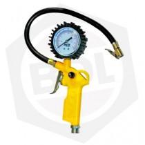 Inflador de Neumáticos con Manómetro MOTA PHIN