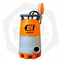 Bomba de Agua Sumergible para Desagote 3 en 1 Lusqtoff LSP-400 - AGUAS LIMPIAS Y SUCIAS