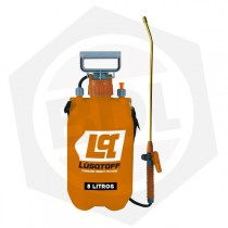 Pulverizador Fumigador de Jardín Lusqtoff FPL5 - 5 Litros