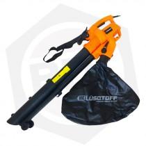 Soplador Aspirador Eléctrico Lusqtoff SPL2400-8 - 2400 W