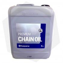 Aceite para Cadenas de Motosierras Husqvarna PREMIUM CHAIN OIL - 5 L