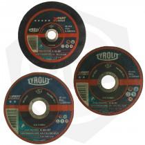 Disco de Corte Plano Óxido de Aluminio Xpert Tools Tyrolit