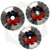 Disco Diamantado Segmentado Standard Tyrolit