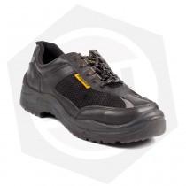 Zapato Supervisor de Cuero con Suela PU Bidensidad con Puntera Pampero