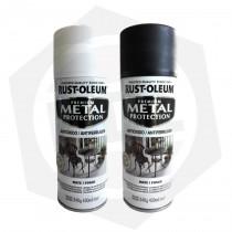 Pintura en Aerosol Metal Protection Mate Rust-Oleum