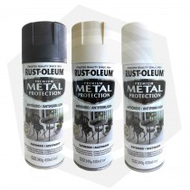 Pintura en Aerosol Metal Protection Satinado Rust-Oleum