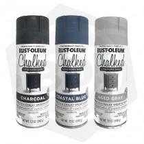 Pintura en Aerosol Chalked Muebles Rust-Oleum