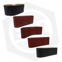 Bandas de Lija para Madera 100 x 610 mm