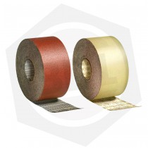 Papel de Lija en Rollo 100 m  Ancho 150 mm Klingspor PS18E