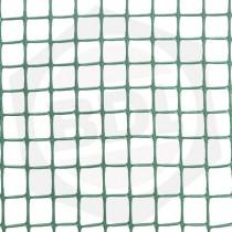 Tejido Cerramiento Plástico Malla 20 x 20 mm