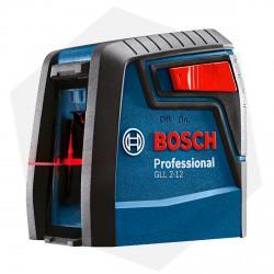 OFERTA - 10% DE DESCUENTO - Nivel Láser de Lineas Bosch GLL 2-12 + Soporte MM2