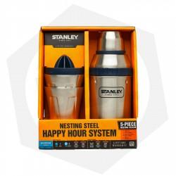 Set de Coctelera Stanley Happy Hour System
